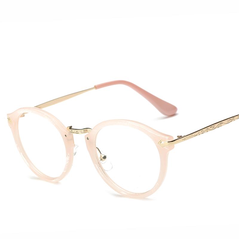 Eyeglass Frame Outlet : Fashion Women Eyeglass Frame Eyewear Brand Designer Plain ...
