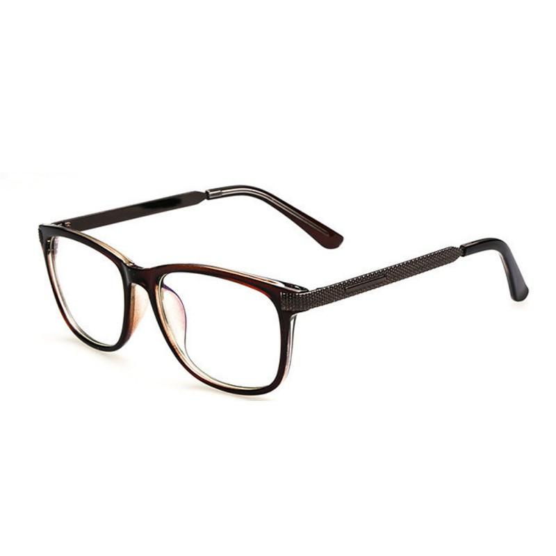 Retro Women Myopia Eyeglasses Eyewear Clear Lens Meral Leg ...