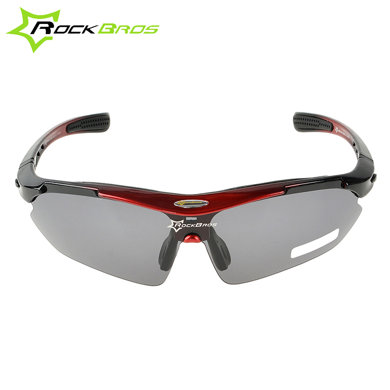 bike riding sunglasses  ROCKBROS Polarized Sports Men Sunglasses Road Cycling Glasses ...