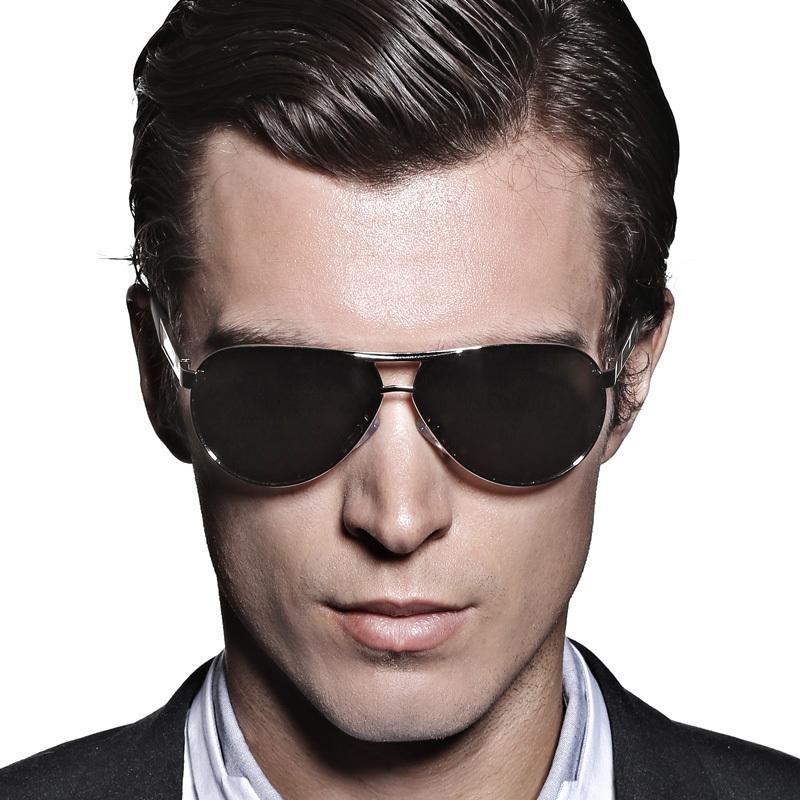 Sunglasses For Square Face Man  hot 2016 fashion men s uv400 polarized coating sunglasses men