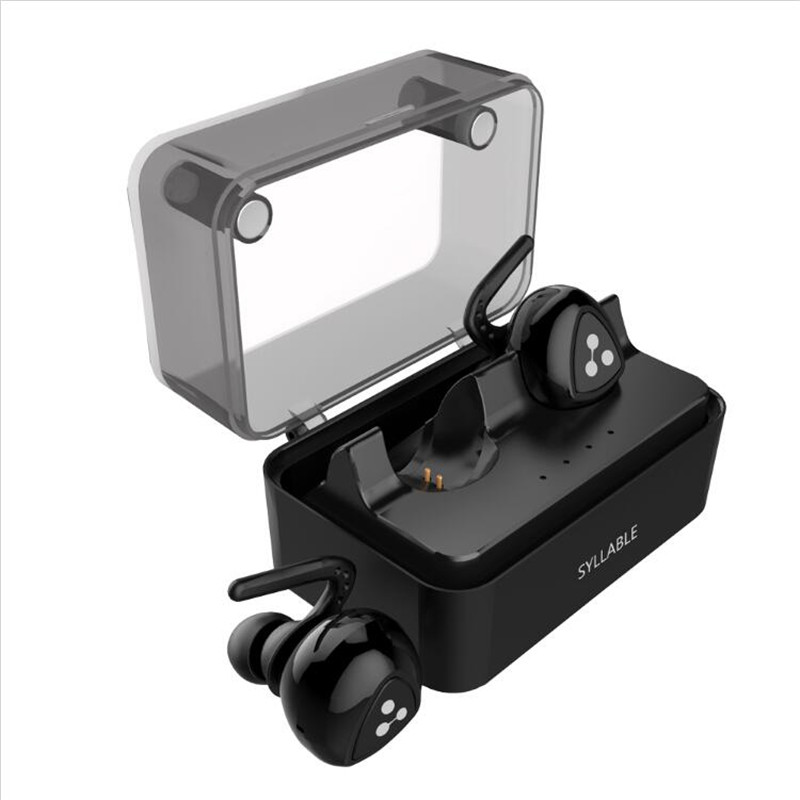 top headphone jack syllable d900 mini true wireless bluetooth earbuds zte